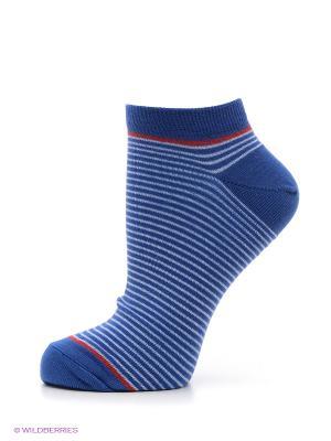 Носки, комплект 5 пар Alla Buone. Цвет: синий