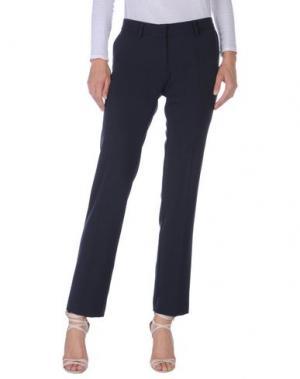 Повседневные брюки DENNY ROSE. Цвет: темно-синий