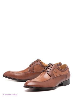 Туфли Barcelo Biagi. Цвет: коричневый