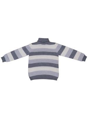 Свитер R&I. Цвет: темно-серый