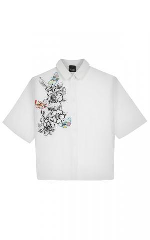 Рубашка с принтом Persona