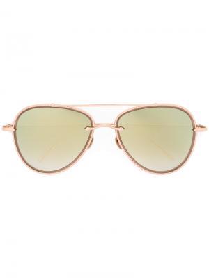 Солнцезащитные очки Coast Drop II Frency & Mercury. Цвет: металлический
