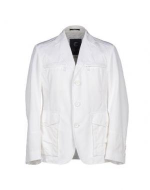 Пиджак CALVARESI. Цвет: белый