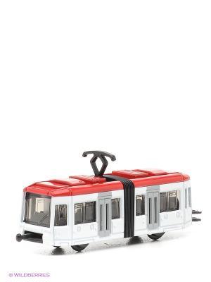 Трамвай SIKU. Цвет: белый