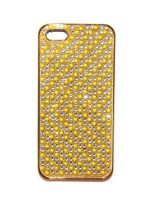 Чехол для Iphone 5/5s Lola. Цвет: золотистый