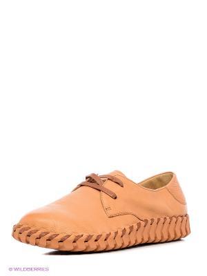Ботинки Dino Ricci. Цвет: бежевый