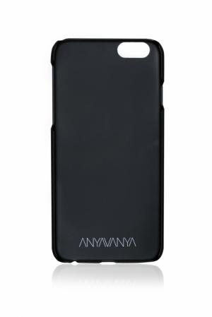 Чехол для iPhone  6 ANYAVANYA. Цвет: черный, серый