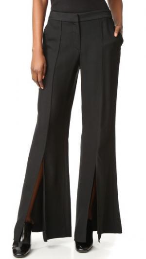 Расклешенные брюки Raul Hellessy. Цвет: голубой