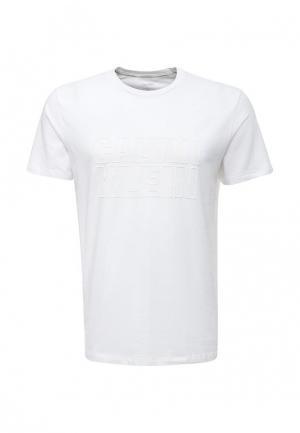 Футболка Calvin Klein Underwear. Цвет: белый