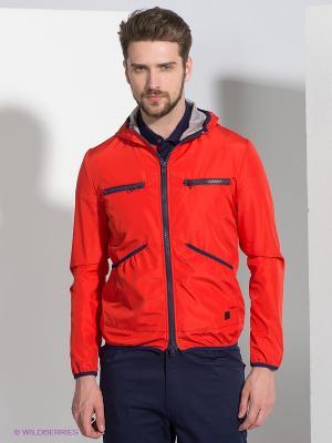 Куртка Havana & Co. Цвет: оранжевый