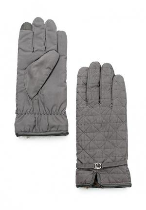 Перчатки Luhta. Цвет: серый
