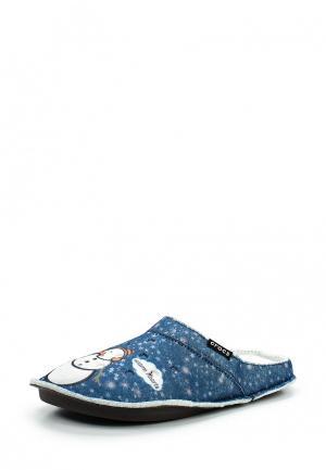 Тапочки Crocs 204565-410