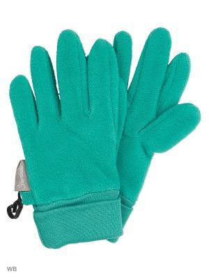 Перчатки Sterntaler. Цвет: зеленый