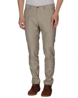 Повседневные брюки TIGER OF SWEDEN. Цвет: бежевый