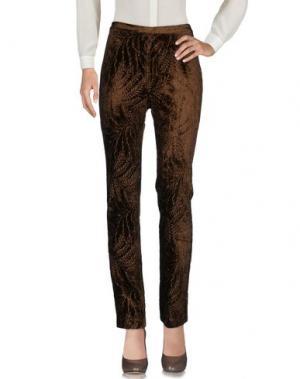 Повседневные брюки JAN & CARLOS. Цвет: хаки