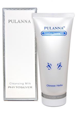 Очищающее молочко с серебром PULANNA. Цвет: none