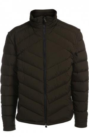 Куртка Ermenegildo Zegna. Цвет: хаки