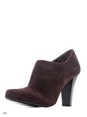 Туфли ARTY. Цвет: коричневый