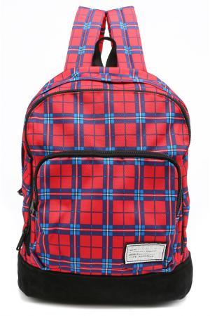 Рюкзак Marc by Jacobs. Цвет: красный
