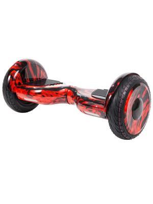 Гироскутер CarWalk CWG025 с защитой от воды , самобалансир, управление  телефона (Android, iOS). Цвет: черный, красный
