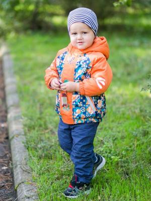 Куртка артур Аксарт. Цвет: рыжий, светло-оранжевый