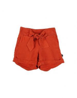 Повседневные шорты L:Ú. Цвет: ржаво-коричневый