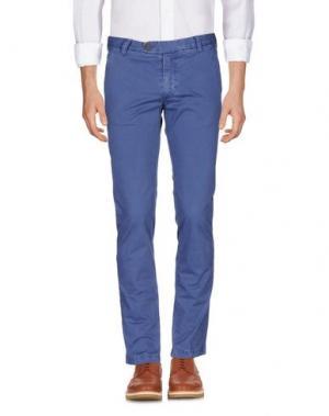 Повседневные брюки AUTHENTIC ORIGINAL VINTAGE STYLE. Цвет: пастельно-синий