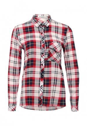 Рубашка Pinkline. Цвет: разноцветный