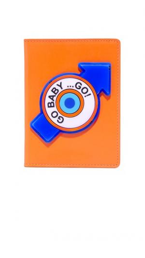 Обложка для паспорта Go Baby Yazbukey