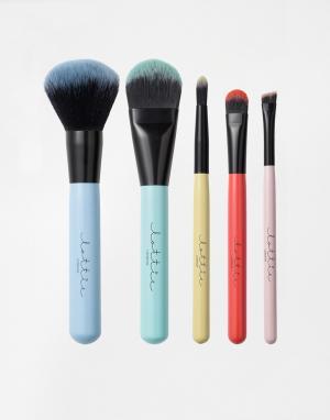 Lottie Набор кисточек Best Of Brushes. Цвет: бесцветный
