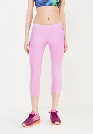 Капри Nike. Цвет: фиолетовый