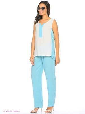 Комплект одежды RELAX MODE. Цвет: бирюзовый