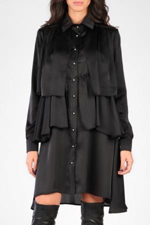 Платье CARLA BY ROZARANCIO. Цвет: черный