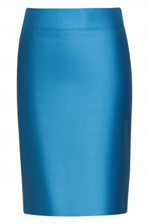Юбка VASSA&Co. Цвет: синий