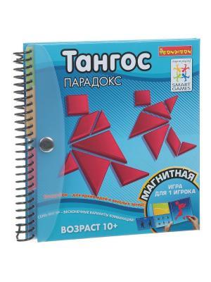 Магнитная игра BONDIBON для путешествий, ТАНГОС ПАРАДОКС. Цвет: голубой