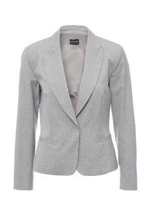 Пиджак Pennyblack. Цвет: серый
