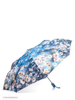 Зонт Zest. Цвет: голубой, белый, сиреневый