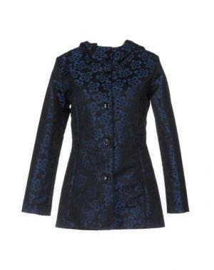 Легкое пальто RRD. Цвет: темно-синий