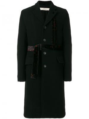 Пальто Covi Damir Doma. Цвет: чёрный