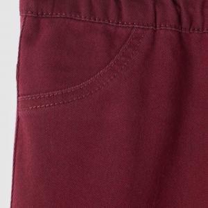 Джеггинсы цветные, 10-16 лет R édition. Цвет: бордовый,розовый,черный