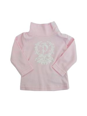 Водолазка NICE-KID. Цвет: розовый