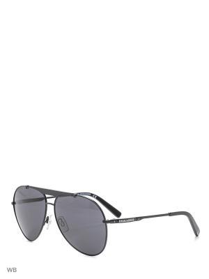 Солнцезащитные очки DQ 0177 01A Dsquared2. Цвет: черный