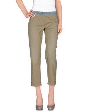 Повседневные брюки COAST WEBER & AHAUS. Цвет: хаки