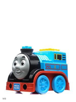 Томас и друзья: большой паровоз - конструктор MEGA BLOKS. Цвет: синий