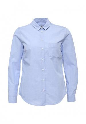 Рубашка InWear. Цвет: голубой