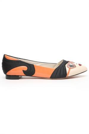 Туфли ALICE+OLIVIA. Цвет: цветной