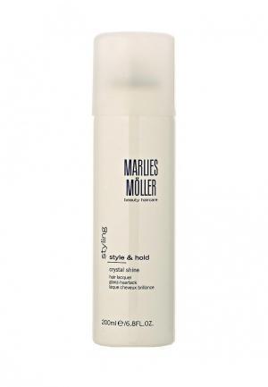 Лак для волос Marlies Moller. Цвет: белый