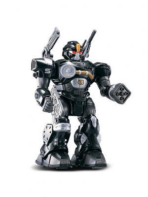 Робот Hap-P-Kid. Цвет: черный, серый