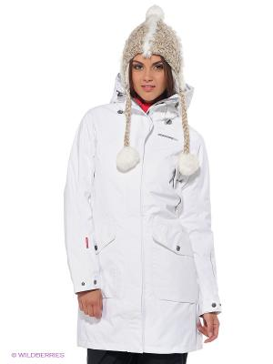 Куртка Thelma DIDRIKSONS. Цвет: белый