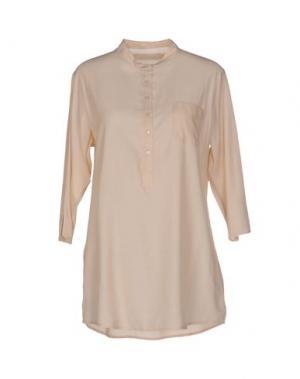 Блузка VINTAGE 55. Цвет: телесный